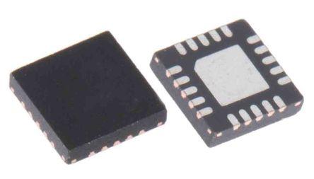 STMicroelectronics SPIRIT1QTR, RF Transceiver 150MHz to 174MHz Quad Band 20-Pin QFN