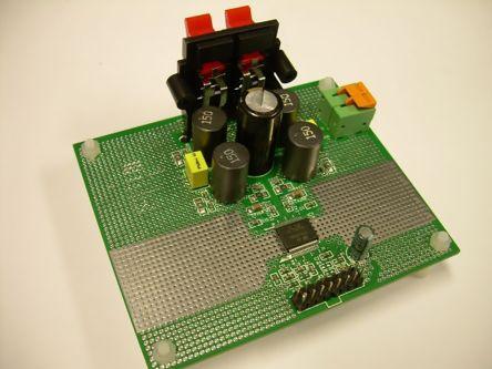 STMicroelectronics STEVAL-CCA030V1, Sound Terminal™ 2.1 Channel High-Efficiency Digital Audio System Board Development