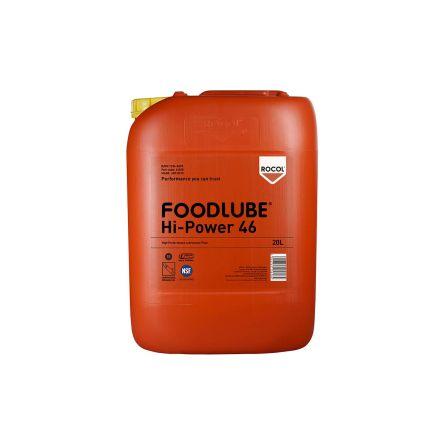 Rocol Lubricant Polyalphaolefin 20 L Rocol Lubricator,Food Safe