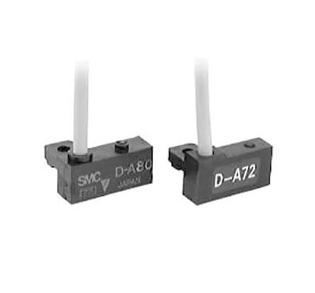 A72/A73/A80, Reed Switch, Rail Mounting,