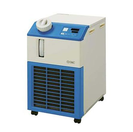 SMC Thermo Chiller 42L/min 200 → 230V ac Pneumatic Air Dryer 1/2in
