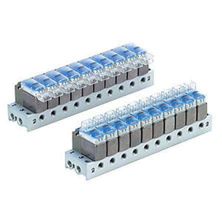 VV100-S41, Series V100, S41 Type Manifol