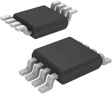 Renesas Electronics ISL83078EIUZA-T, Line Transceiver, RS-485, 3.3 V, 8-Pin MSOP