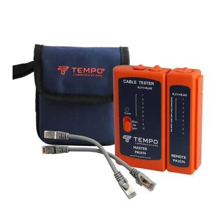 Tempo PA1574 PA1574 LAN Test Equipment of Continuity