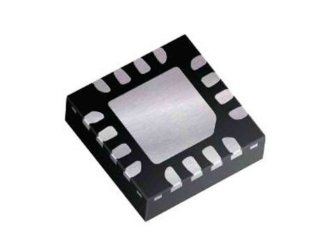 Renesas Electronics EL7457CLZ, General Purpose Driver CMOS, 100 mA, 18V 16-Pin, QFN
