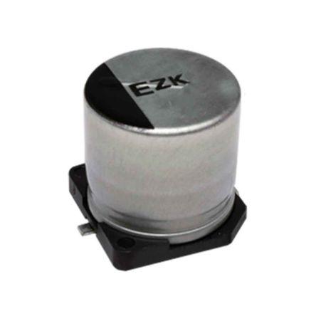 Panasonic 120μF Polymer Hybrid Aluminum Electrolytic Capacitor 35 - EEHZKV121XUP