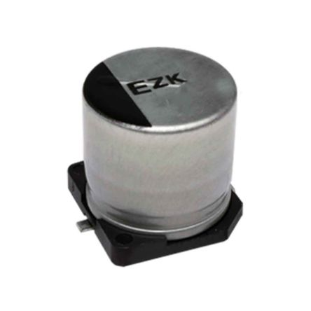 Panasonic 330μF Polymer Hybrid Aluminum Electrolytic Capacitor 25 - EEHZK1E331UV