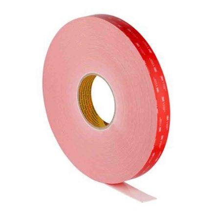 3M LSE-110WF, VHB™ LSE White Foam Tape, 12mm x 33m, 1.1mm Thick