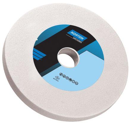 Aluminium Oxide Medium Grinding Wheel 60 Grit, 3710rpm, 180mm x 13mm x 31.75mm Bore product photo
