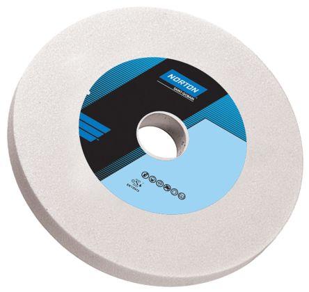 Aluminium Oxide Medium Grinding Wheel 60 Grit, 3710rpm, 180mm x 20mm x 31.75mm Bore product photo