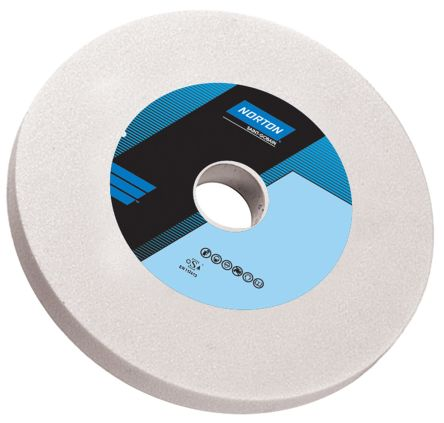 Aluminium Oxide Extra Coarse Grinding Wheel 20 Grit, 5730rpm, 100mm x 50mm x 19.84mm Bore product photo