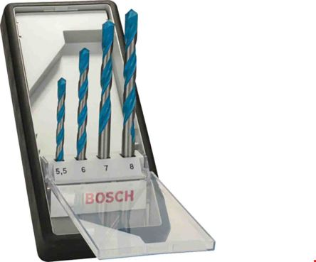 Bosch 4 piece Multi-Material, 85mm to 120mm