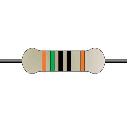 Yageo Metal Film Fixed Resistor 0.25W ±1% MFR-25FTE52-150R