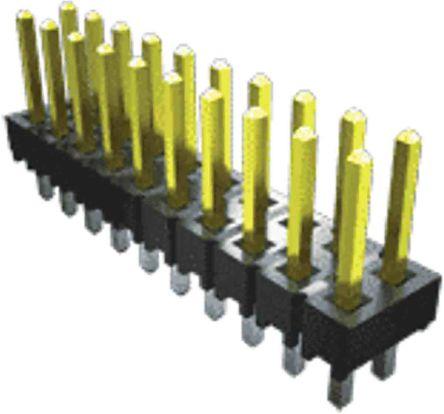 Samtec, TSW, 5 Way, 1 Row, Straight PCB Header