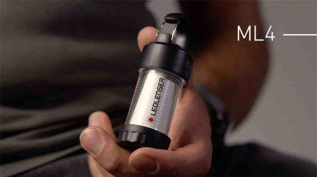 Ledlenser ML4 Mini LED Camping Lantern -