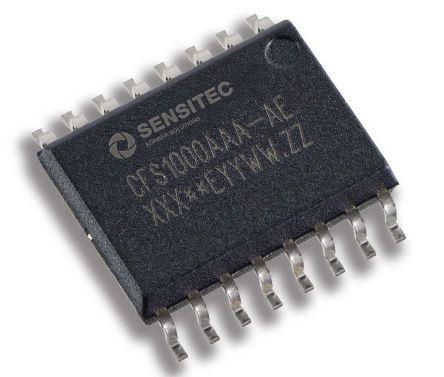 Stromsensor CFS1000 AAA AE, SOIC, 16 Pin
