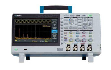 Tektronix TBS2000B Series TBS2104B Digital Oscilloscope, Digital Storage, 4 Channels, 100MHz