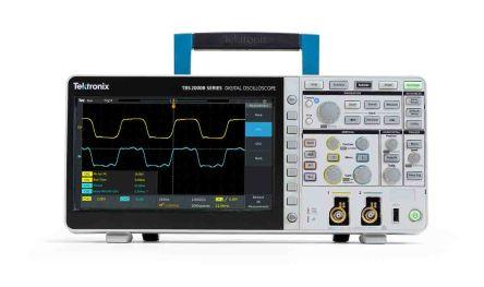 Digitální osciloskop, řada: TBS2000B TBS2202B Digitální úložiště 2kanálový 200MHz Tektronix