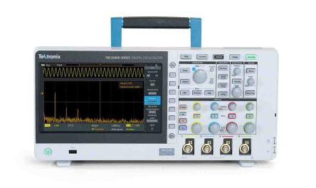 Digitální osciloskop, řada: TBS2000B TBS2204B Digitální úložiště 4kanálový 200MHz Tektronix