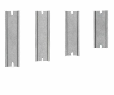 Din Rail, 108mm x 35mm x 7.5mm