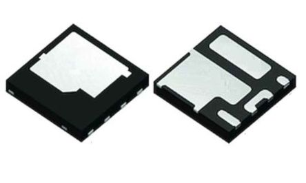 Dual N-Channel MOSFET, 80 A, 143 A, 30 V, 6-Pin PowerPAIR 3 x 3FDC Vishay SiZF360DT-T1-GE3