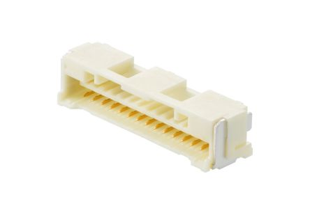 Molex, 213226, 213226 1.5mm Pitch 2 Way 1 Row Right Angle PCB Connector, Surface Mount, Solder Termination