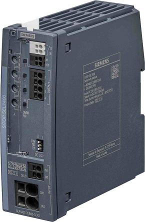 Siemens SITOP, DIN Rail Power Supply - 20.4to30V Input Voltage, 24V Output Voltage, 10A Output Current