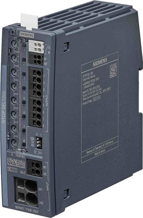 Siemens SITOP, DIN Rail Power Supply - 20.4 → 30V Input Voltage, 24V Output Voltage, 5A Output Current