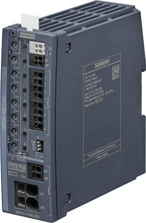 Siemens SITOP, DIN Rail Power Supply - 20.4to30V Input Voltage, 24V Output Voltage, 5A Output Current