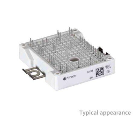 Infineon FS3L40R07W2H5FB11BOMA1, EasyPACK 2B , N-Channel IGBT Module 650 V, Through Hole