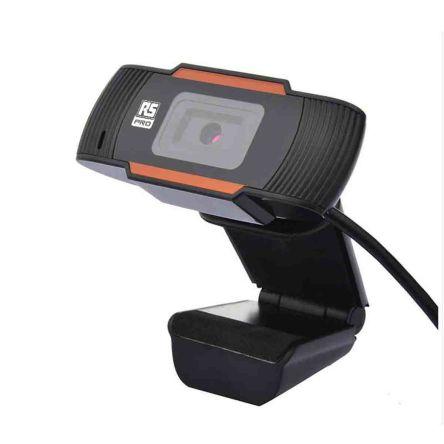 RS PRO Webcam, Web-V8-UBK, 1280 x 1080 mit integriertem Mikrofon