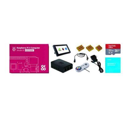 Landzo Raspberry Pi4 Kit