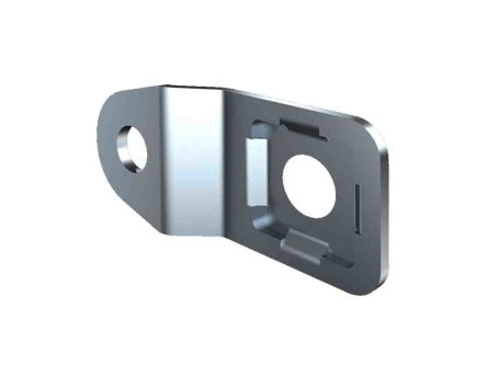 Rittal 1590010 Wall Mounting Bracket for use with Ax And Kx Sheet Steel Enclosures