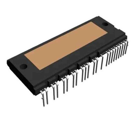 ON Semiconductor NFAL5065L4B, SPM49-CAA , N-Channel 3 Phase Smart Power Module, 50 A max, 650 V, Through Hole