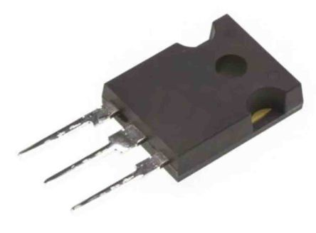 ON Semiconductor FGHL50T65SQDT IGBT, 100 A 650 V, 3-Pin TO-247
