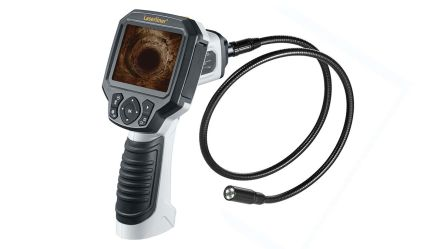 Laserline 9.5mm probe Inspection Camera Kit, 1500mm Probe Length, 640 x 480 pixels Resolution, LED Illumination