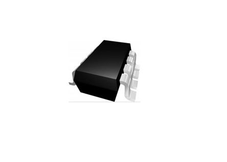 Dual N-Channel MOSFET, 3 A, 4 A, 5 V, 12 V, 8-Pin TSOT23-8L STMicroelectronics STEF512GR