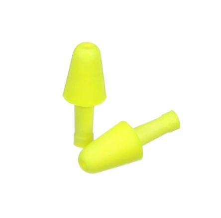 E-A-R Anti-Mist Disposable Ear Plugs, 25-30dB, Yellow, 400 Pairs per Package
