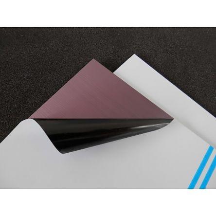 2035014  CIF 单面 FR4 环氧玻璃纤维积层板 感光保护膜板, 70μm铜和1.6mm板厚, 600 x 300 x 1.6mm