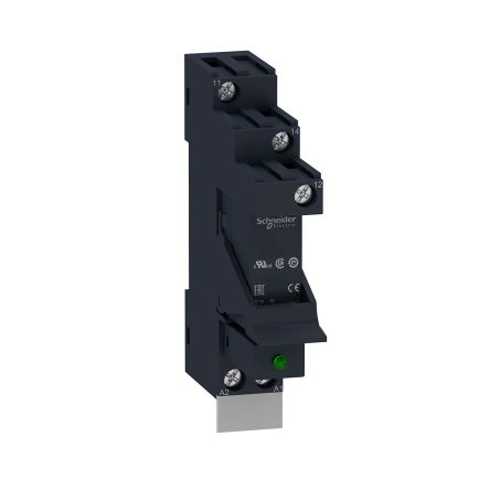 Schneider Electric RSB Series , 24V ac SPDT Interface Relay, DIN Rail
