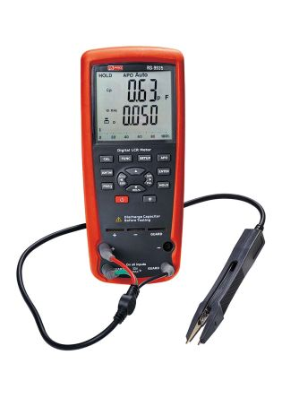 RS PRO RS-9935 Handheld LCR Meter 2mF, 200 MΩ, 2000H