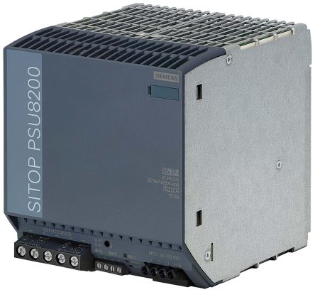 Siemens SITOP PSU8200, DIN Rail Power Supply - 400 → 500V Input Voltage, 48V Output Voltage, 20A Output Current