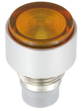 LED Wedge Panel Mount Indicator Bulb Holder,