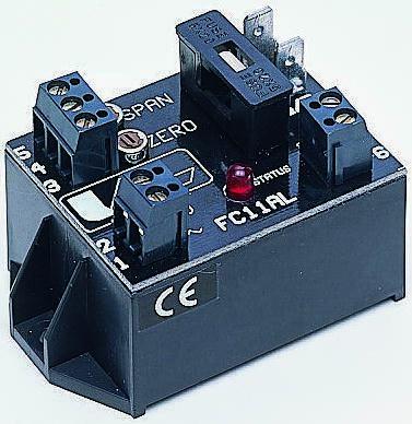 United Automation, FC11AL, Thyristor Trigger Module, 18V ac, 73 x 44 x 44mm