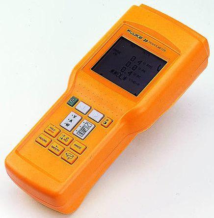Meter,power harmonics,Fluke 41B
