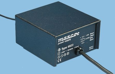 Mascot 6 → 12V dc Power Supply, 1 → 6A