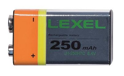 Rechargeable Battery for use with Testo 112 Series