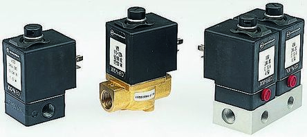 2/2 Pneumatic Control Valve Solenoid/Spring G 1/4 V05 Series product photo