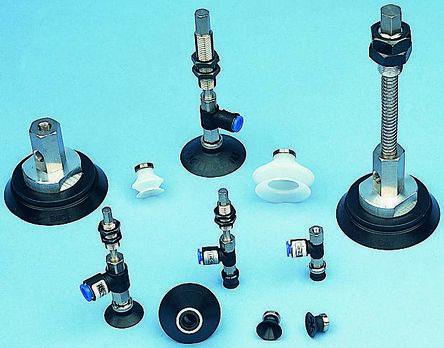 SMC Pneumatic Suction Cup ZP06BS, Bellows Silicon Rubber