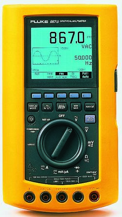 867b graph m 47 meter ukas ukas 2302881 867b graphical rh uk rs online com fluke 867b manual español Fluke Digital Multimeter